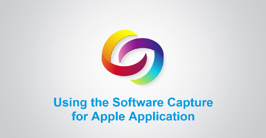 Using the YuJa Software Capture for Apple Application Video Tutorials Thumbnail