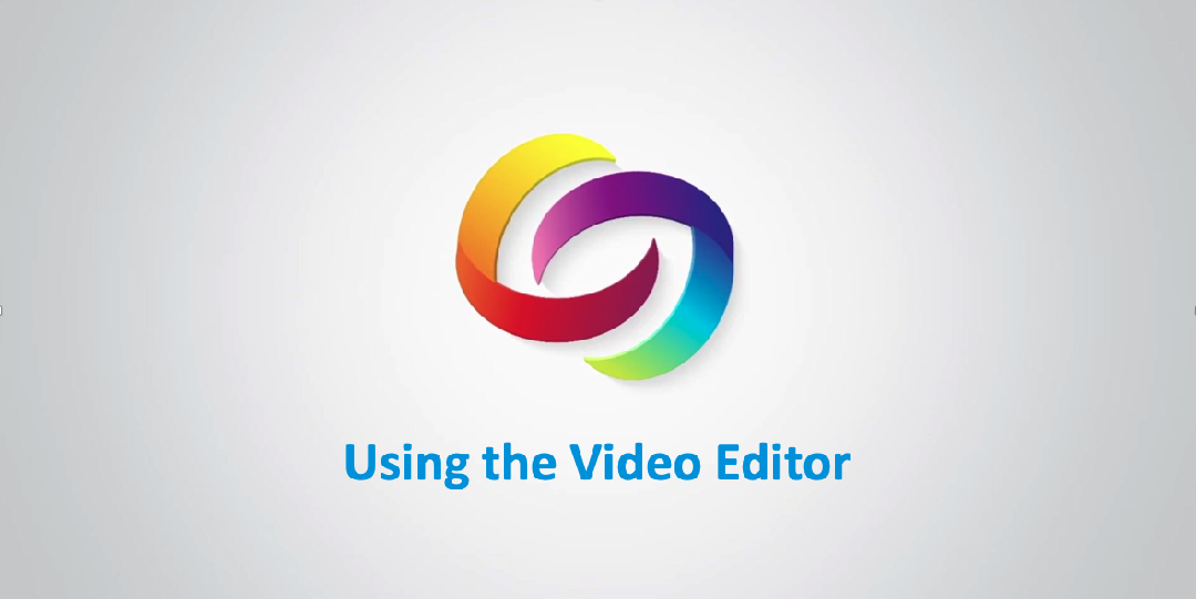 Using the Video Editor Video Tutorials Thumbnail